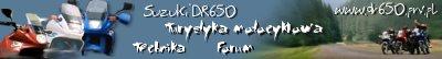 Suzuki DR650 - motocykle, turystyka, technika, Forum DR 650