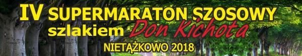 Banner Nietążkowo 2018 Szlakiem Don Kichota
